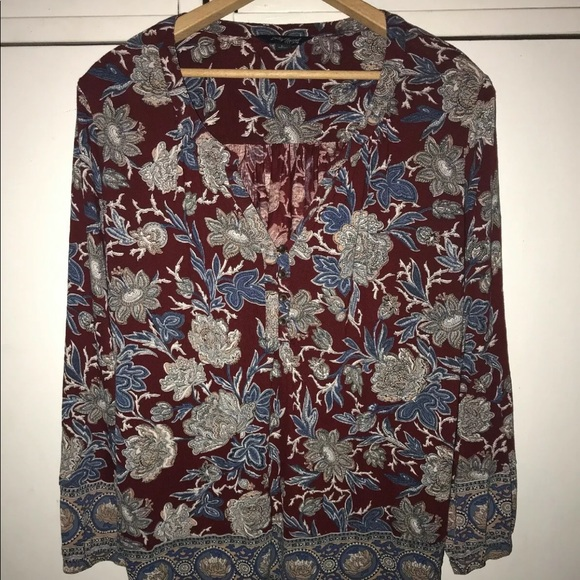 Lucky Brand Tops - Lucky Brand Large Tunic